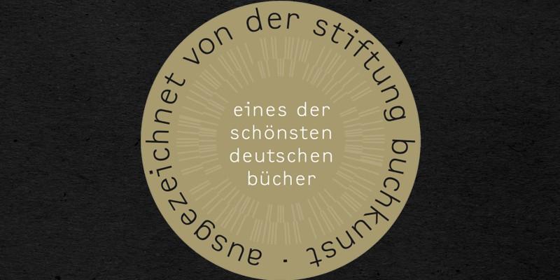 Preis der schönsten Bücher / Verlagshaus Berlin