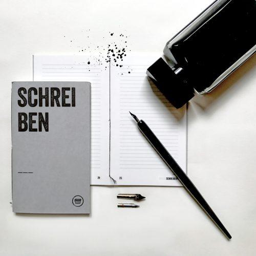 Notizheft – Schreiben – Verlagshaus Berlin