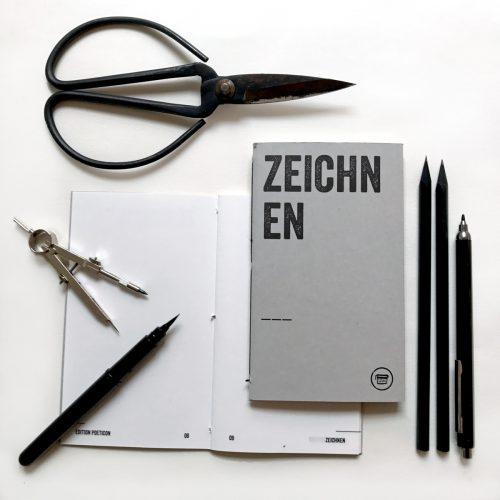 Notizheft – Zeichnen – Verlagshaus Berlin