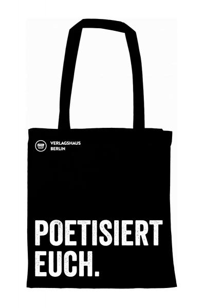 Stoffbeutel »Poetisiert euch«