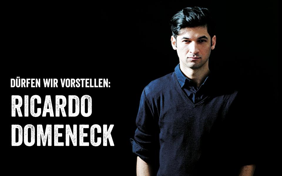 Ricardo Domeneck