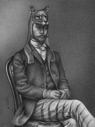 Nicholas II. Thylacine, 2016 © Brian R. Williams