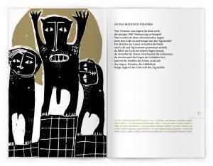 Baiae. Zwei Bücher Elfsilber / Illustrationen: © Petrus Akkordeon