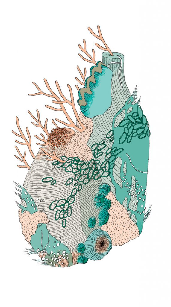 Venedig / Illustration: © Lilli Gärtner