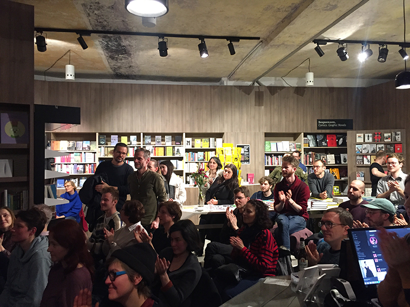 ocelot, not just another bookstore // Frühjahrspremiere 2020
